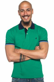 Polo shirt in cotton piquet Brooksfield | 2 | 201A-B010V0042