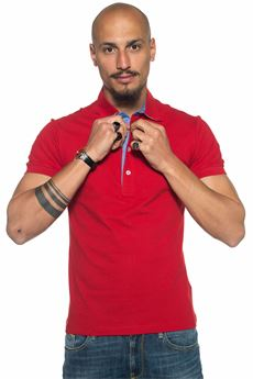 Polo shirt in cotton piquet Brooksfield | 2 | 201G-B004V0032