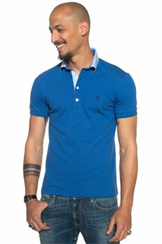 Polo shirt in cotton piquet Brooksfield | 2 | 201G-B005V0038