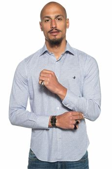 Camicia casual Brooksfield | 6 | 202I-R001V0031