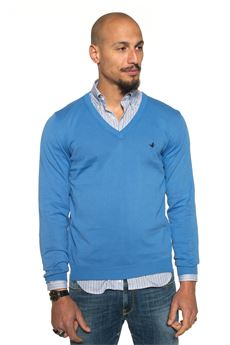Pullover collo a V Brooksfield | 7 | 203E-A0020843
