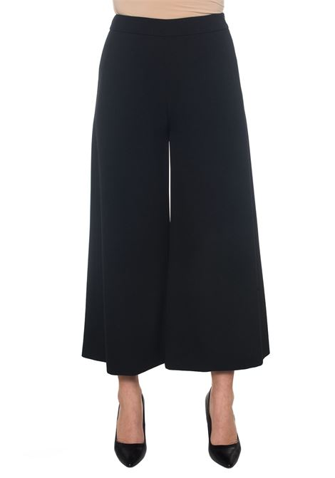 Soft trousers Camilla | 9 | P325T151NERO