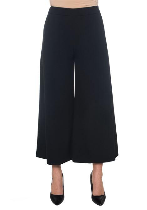 Pantalone morbido Camilla | 9 | P325T151NERO