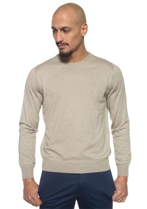 Round-necked pullover Canali | 7 | C0012-MK00347700