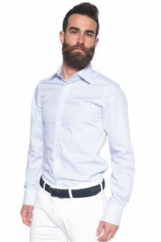 Camicia classica da uomo Canali | 6 | NX60-GD00815301