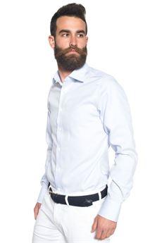 Camicia classica da uomo Canali | 6 | NX60-GD00830401