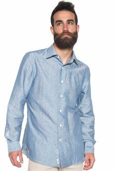 Camicia classica da uomo Canali | 6 | X60-GA00750303