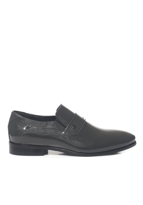 Leather loafer Carlo Pignatelli Classico | 12 | 8578/M-RUGAN ARMENIAPIOMBO