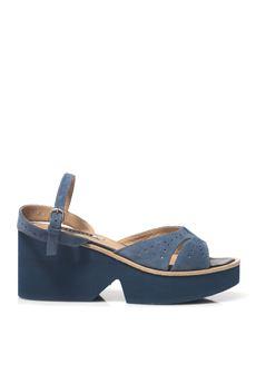 Sandalo con zeppa Fratelli Rossetti | 20000009 | 7525830509