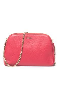 Shoulder bag with chain Furla | 62 | CAPRICCIO EL73-VO1RUB