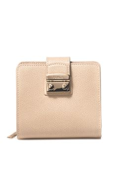 Metropolis zip leather wallet Furla | 63 | METROPOLIS PR96-AREAF0