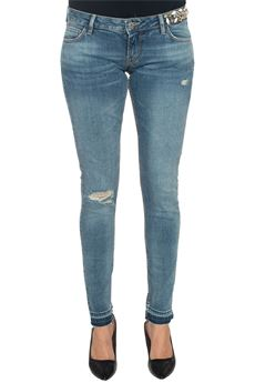 Jeans 5 tasche con rotture Guess   24   W72043-D2GK1GWST