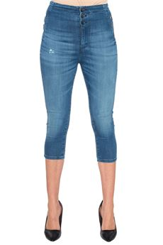 Jeans denim con rotture Guess   24   W72A57-D2G40PPBL