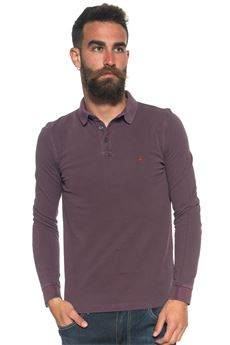 Polo in cotone piquet MCS | 2 | MMMP281000-C0012402