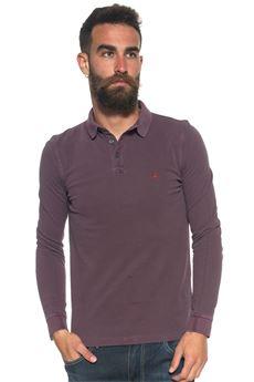 Polo shirt in cotton piquet MCS | 2 | MMMP281000-C0012402