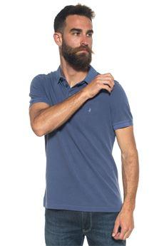 Polo shirt in cotton piquet MCS | 2 | MMMP281000-C0012751
