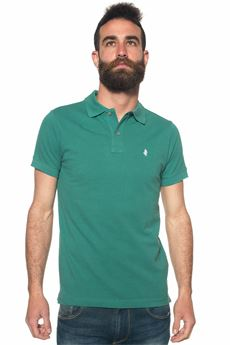 Polo in cotone piquet MCS | 2 | MMMP424S00-C0038807