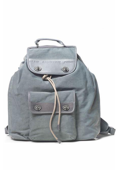 Leather rucksack Mandarina Duck | 5032307 | 162PFT01-TOKYO366