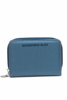 Portafoglio con zip Mandarina Duck | 63 | 16PN1-MD2020J MIDNIGHT