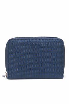 Portafoglio con zip Mandarina Duck | 63 | 16PN8-MD2008Q DRESS BLUE
