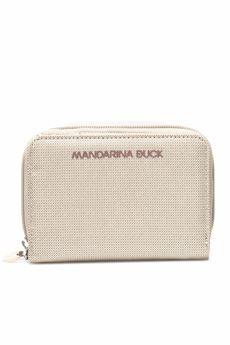 Portafoglio con zip Mandarina Duck | 63 | 16PN8-MD2015K ANGORA