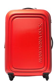 Hard case trolley Mandarina Duck | 5032321 | DDV32-LOGODUCK161 FIERY RED