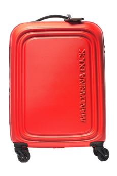 Cabin trolley Mandarina Duck | 5032321 | DDV34-LOGODUCK161 FIERY RED