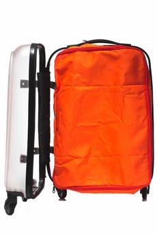 Internal module for cabin trolley Mandarina Duck | 5032240 | PTM03-POPSICLE229 ORANGE