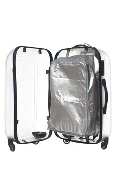 Internal module for cabin trolley Mandarina Duck | 5032240 | PTM03-POPSICLE466 SILVER