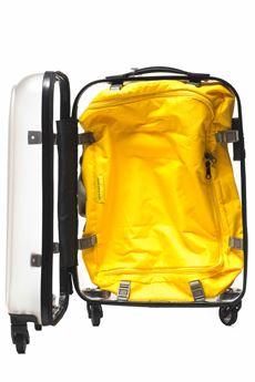 Internal module for cabin trolley Mandarina Duck | 5032240 | PTM03-POPSICLE485 LEMON