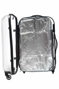 Internal module for cabin trolley Mandarina Duck | 5032240 | PTM06-POPSICLE466 SILVER