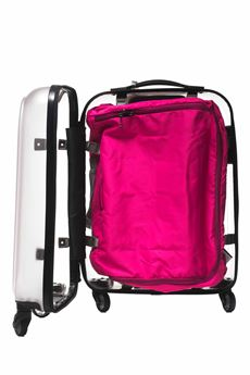 Internal module for cabin trolley Mandarina Duck | 5032240 | PTM08-POPSICLE20V STRAWBERRY