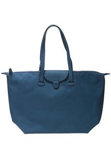 Fabric shopping bag Mandarina Duck | 31 | PVT11-TOUCHDUCK13T INSIGNIE BLUE