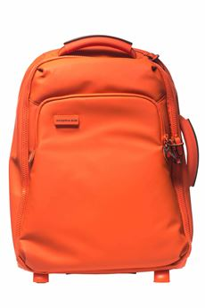 2 wheels Trolley Mandarina Duck | 5032321 | PVV03-TOUCHDUCK2299 ORANGE