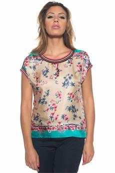 T-shirt morbida Mariella Rosati | 8 | BRUNAY001