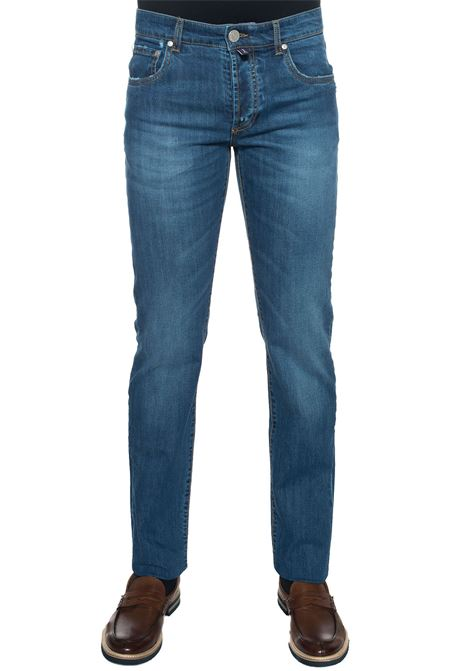 5 pocket denim Jeans E. Marinella | 24 | TOKIO-M865106