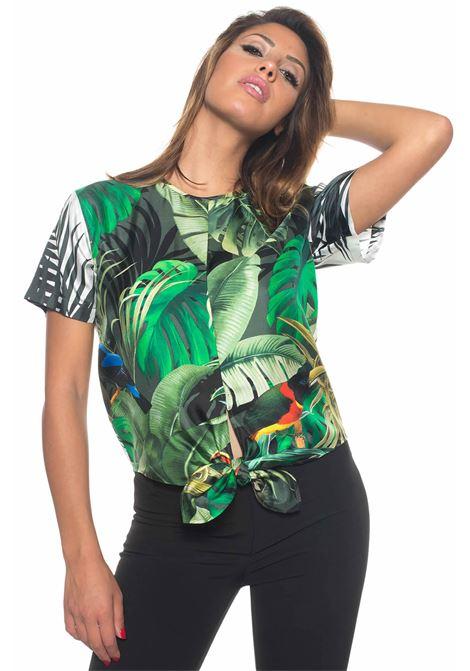 Casacca fantasia tropicale Max Mara | 8 | AFRO-10027001