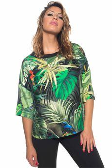T-shirt morbida girocollo Max Mara | 8 | TENUE-13163001