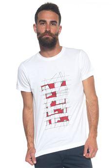 Short-sleeved round-necked T-shirt Peuterey | 8 | UBANI G-PEU2469BIA