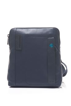 Organized pocket crossbody bag Piquadro | 20000001 | CA1358P15BLU3