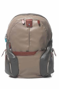 Computer backpack with padded iPad Piquadro | 5032307 | CA2943OSTO