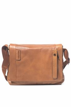 Flap-over computer messenger bag Piquadro | 20000007 | CA3348P15SCU