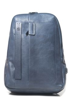 Small size, computer backpack Piquadro | 5032307 | CA3869P15BLU3