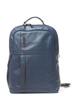 Big size, computer backpack Piquadro | 5032307 | CA4174P15BLU3