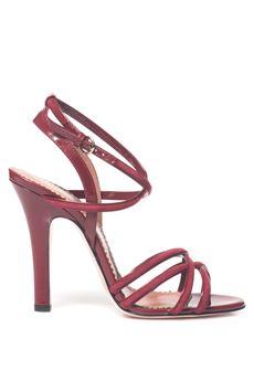 Sandalo intrecciato Red Valentino | 20000009 | MQ2S0896-MVM551
