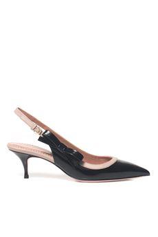 Scarpa classica in pelle Red Valentino | 12 | MQ2S0910-VRVN91