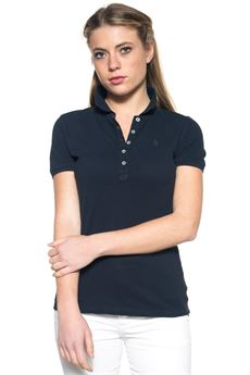 Polo in cotone piquet Refrigue | 2 | POLO-R50001PMS1WNIGHT BLUE