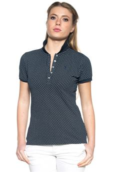 Polo in cotone piquet Refrigue | 2 | POLO-R50003PMS1WNIGHT BLUE
