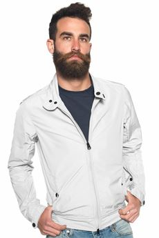 Giubbino bomber Refrigue | -276790253 | RYDE-R57003GPS1MLIGHT GREY