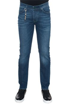 Jeans 5 tasche 529 RRS elastan Bryce Roy Rogers | 24 | 529-RRSELASTBELUSHI